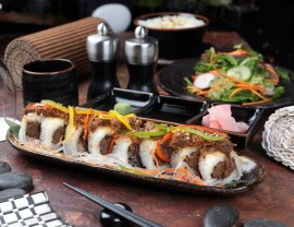 Oxtail Roll