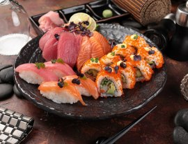 Sushi and Sashimi Combination Pack 1
