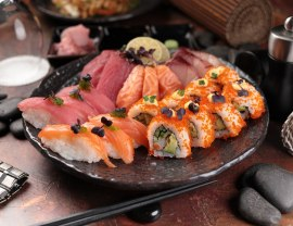 Sushi and Sashimi Combination Pack 2